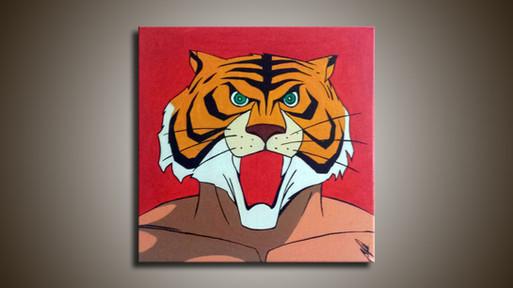Uomo Tigre - Tiger Man