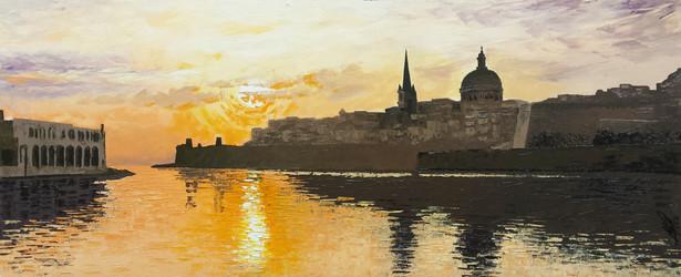 Valletta Sunrise - Malta