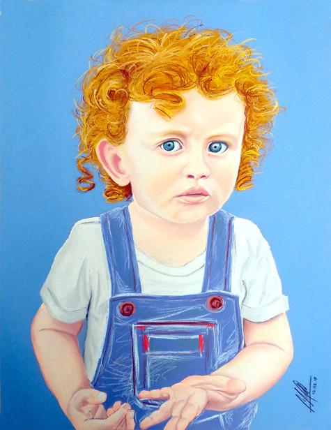 Sean's Portrait