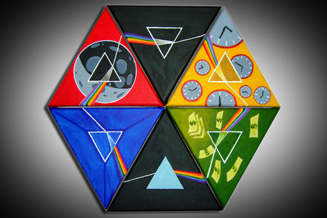 Dark Side Of The Moon Set