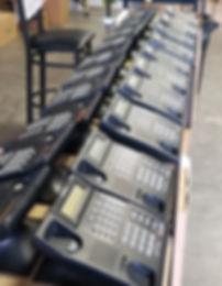 Refurbishing telephones