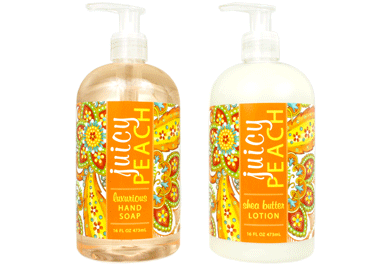 Juicy Peach Hand Soap / Lotion