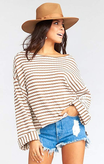 Vega Pullover Sweater (Show Me Your Mumu)