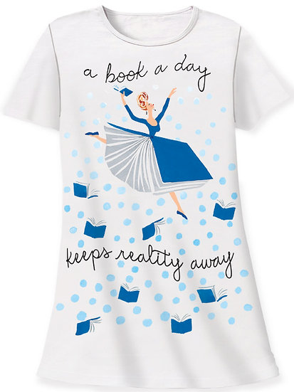 Book a Day Sleep Shirt