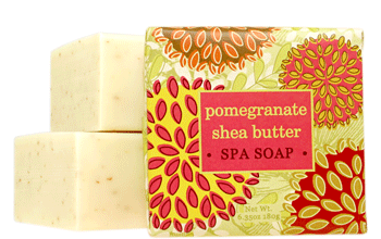 Pomegranate Large Soap - 6.35 oz