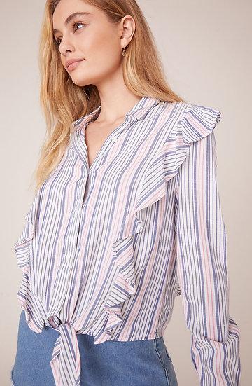 Longsleeve Striped Top