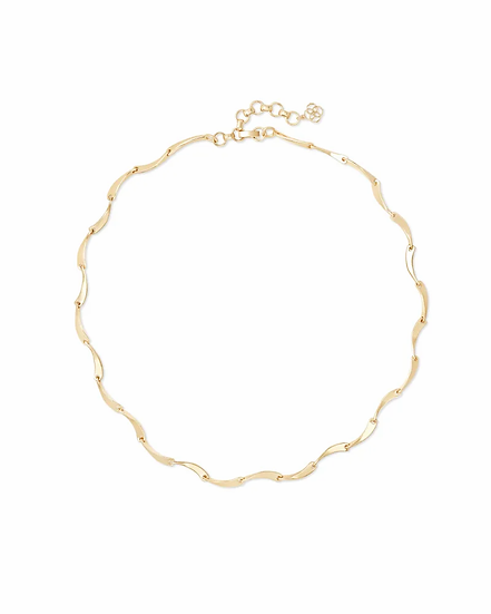Lori Strand Necklace In Gold