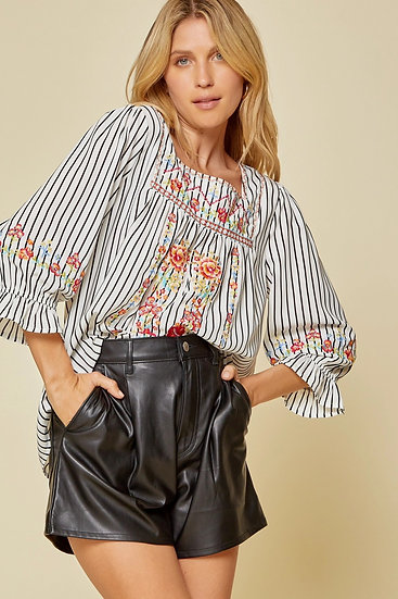 Certainly Chic Shift Top