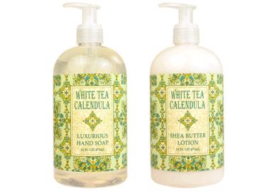 White Tea Calendula Hand Soap / Lotion