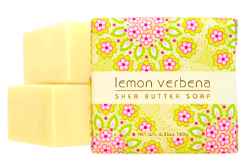 Lemon Verbena Large Soap - 6.35 oz