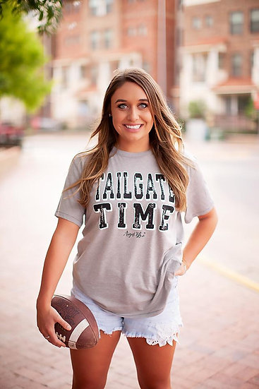 Tailgate Time Tee