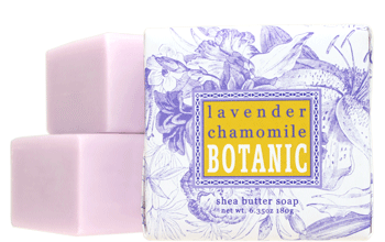 Lavender Chamomile Small Soap - 1.9 oz