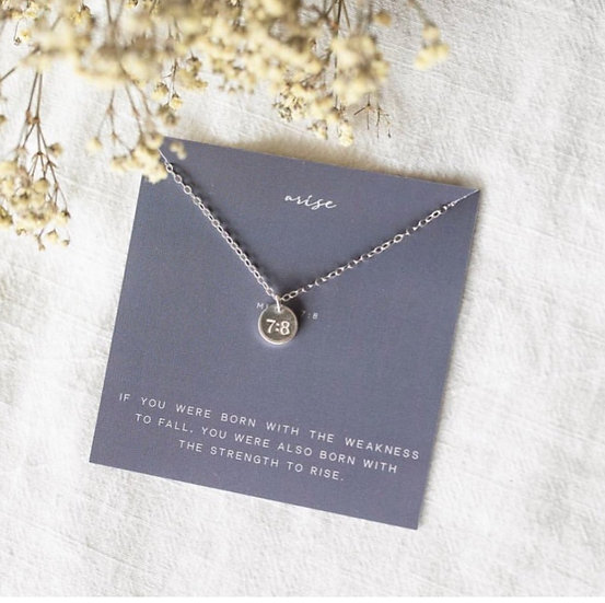 Arise Necklace