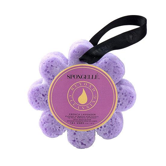 French Lavender   Wild Flower Bath Sponge