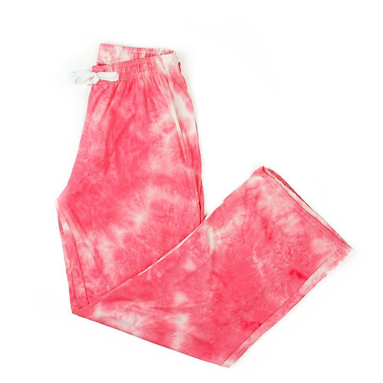 Dyes The Limit Lounge Pants - Coral