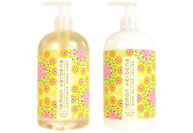 Lemon Verbena Hand Soap / Lotion