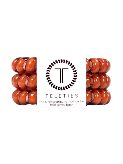 Chestnut - Large Hair Ties