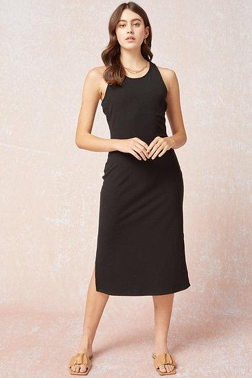 Living The Dream Black  Dress