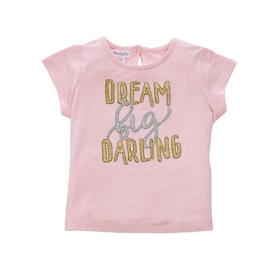 Dream Big Darling Bamboo T-Shirt