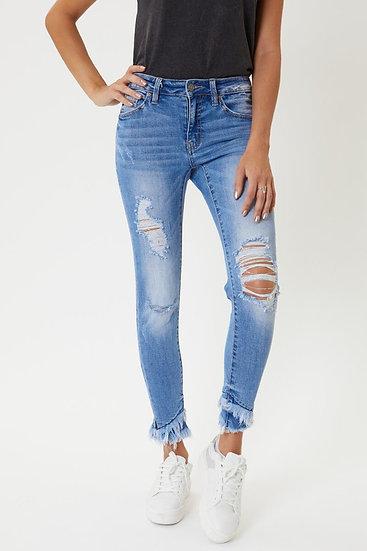 Gemma Ankle Skinny Jean (Kancan)