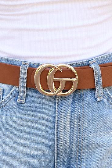 Everyday Belt -Brown