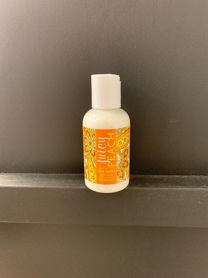 Juicy Peach Small Lotion - 2 fl oz