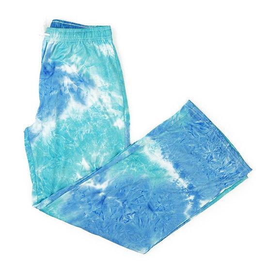 Dyes The Limit Lounge Pants - Aqua