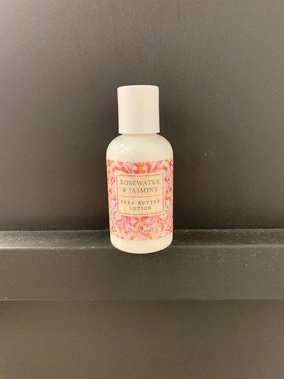 Rose Water & Jasmine Small Lotion - 2 fl oz