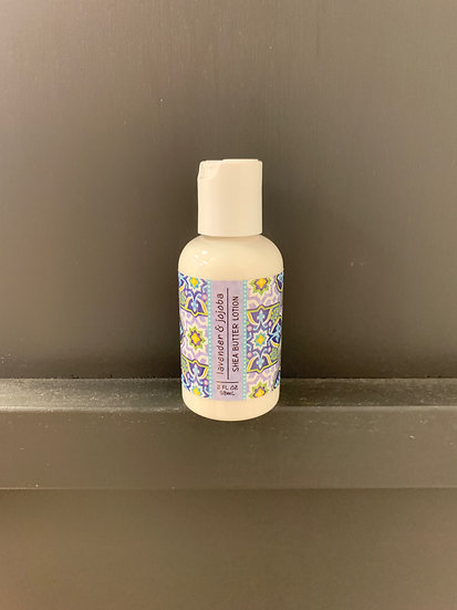 Lavender Jojoba Small Lotion - 2 fl oz