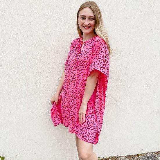 Pixie Tunic Dress - Hottie