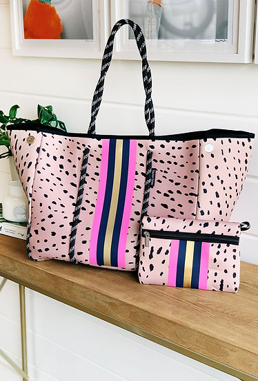 The Christi Exotic Tote (Taylor Gray)