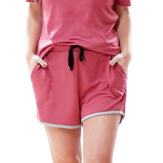 The Weekender Shorts - Rose