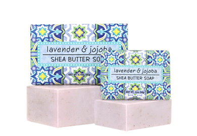 Lavender & Jojoba Large Soap - 6.4 oz