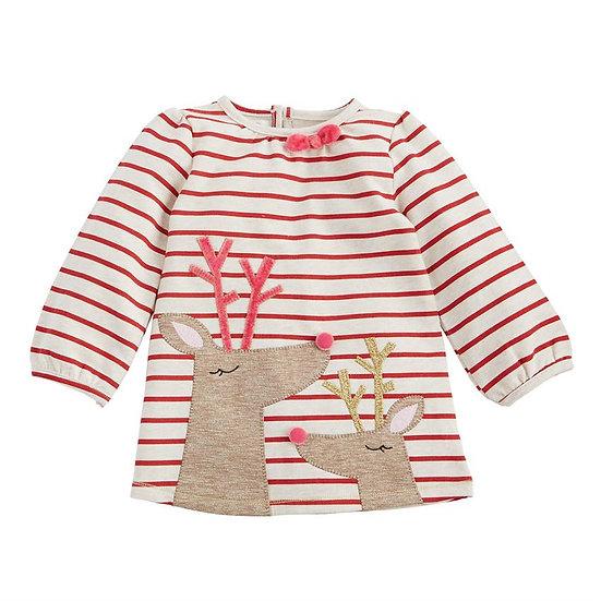 Reindeer Dress (Mudpie)