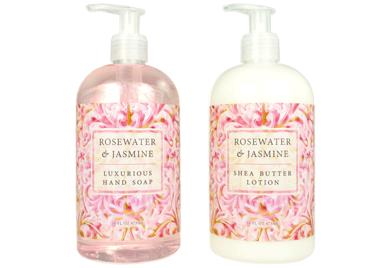 Rosewater & Jasmine Hand Soap / Lotion