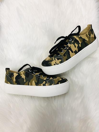 Dream Sneaker -Camo