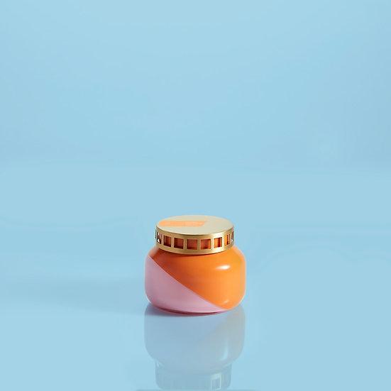Volcano Dual Tone Petite Jar, 8 oz