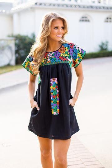 The Carmen Dress