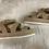 Thumbnail: The Larissa Platform Sandals In Tan