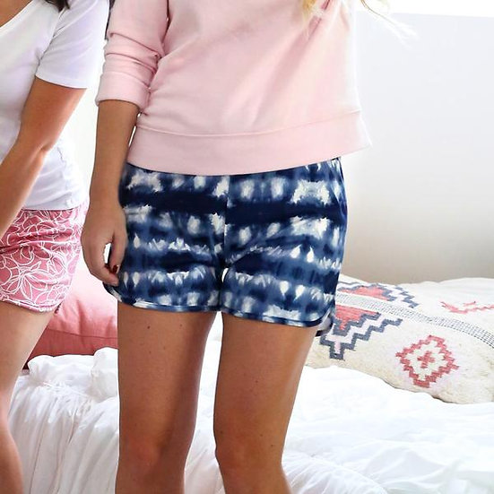 Sweet Escape Lounge Shorts - Daydream