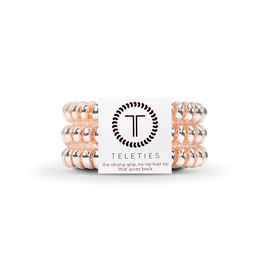 Millennial Pink - Small Hair Ties