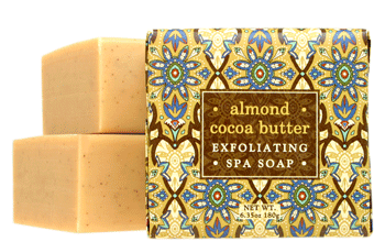 Almond Cocoa Butter Large Soap - 6.35 oz