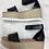 Thumbnail: The Key Largo Platform Sandal - Black