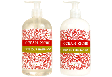 Ocean Riche Hand Soap / Lotion