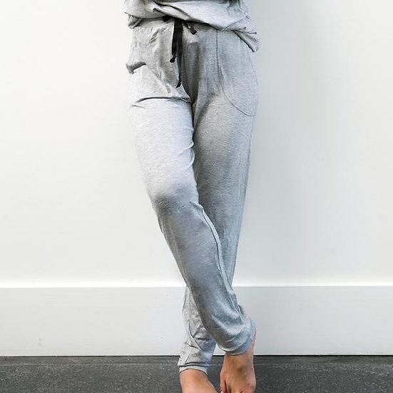 The Weekender Pants - Grey