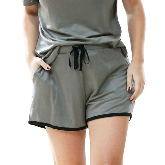The Weekender Shorts - Olive