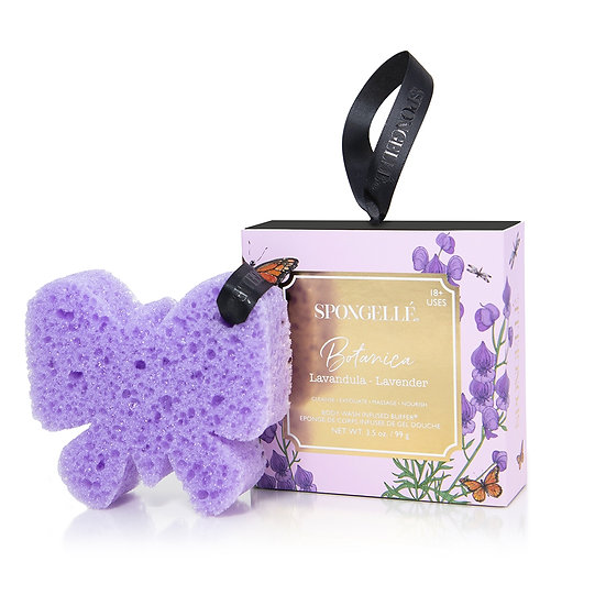 Lavender | Boxed Butterfly