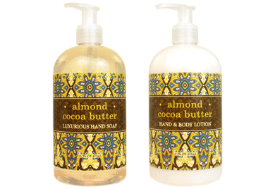 Almond Cocoa Butter Hand Soap / Lotion