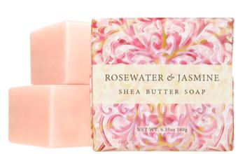 Rosewater & Jasmine Large Soap - 6.35 oz