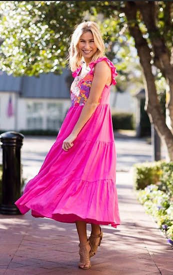The Markie Midi Dress